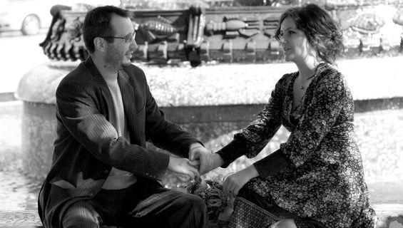 Днес Ана и Виктор сключиха граждански брак.