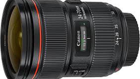 Видеозаснемане с нов обектив Canon EF 24-70mm f/2.8L II USM