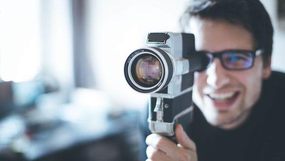 Конкурс за Видеооператори - първи кръг.
