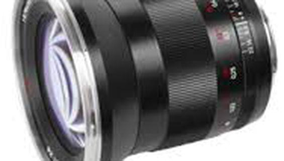 Нов обектив от висок клас Zeiss 21mm f / 2.8 Distagon T ZE за Canon EOS