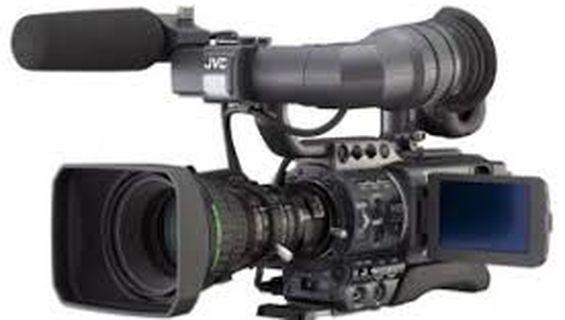 Видеозаснемане с първата камера в България, снимаща в HDV - JVC GY-HD101.