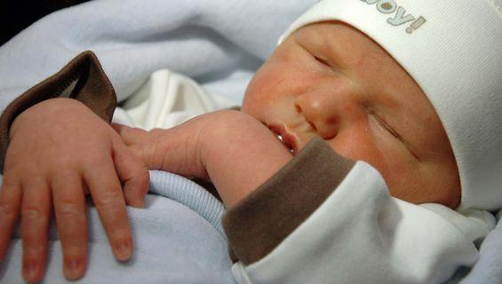 Ново бебенце в нашия екип, Михаил Попов.