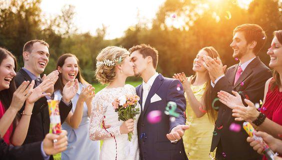 """Първото българско сватбено реалити """"Моята приказна сватба""""."""