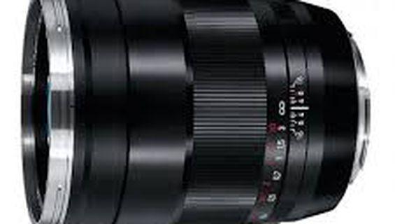 Нов обектив от висок клас Zeiss DISTAGON 35mm f / 1.4 T * ZE за Canon