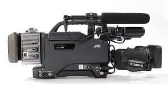 Видеозаснемане с втора раменна камера JVC GY-DV 5101 L16.