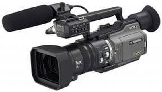 Втора дигитална камера Sony DSR-PD 170