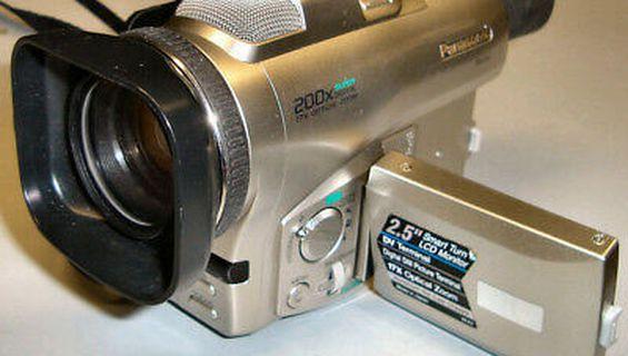 Нова дигитална видеокамера от Panasonic