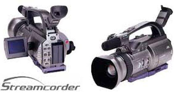 Видеозаснемане с нов модел камера JVC GY-DV301E