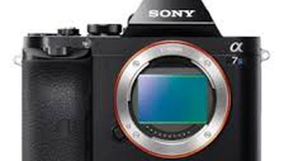 Нова камера Sony Alpha a7S.