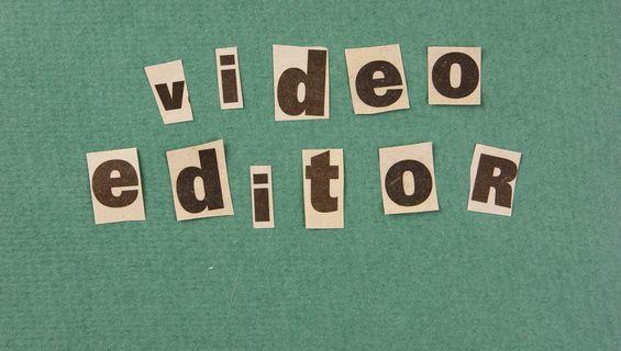 Професионален видеомонтажист - конкурс.