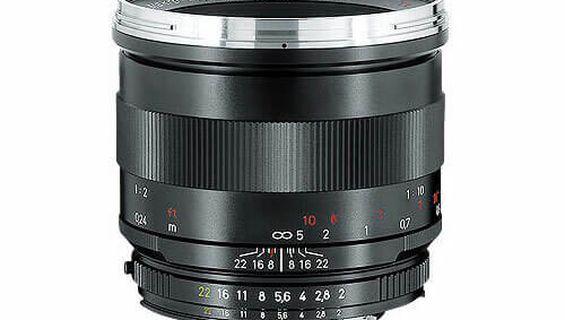 Нов обектив Zeiss 50mm f / 2.0 Makro Planar ZE MF.