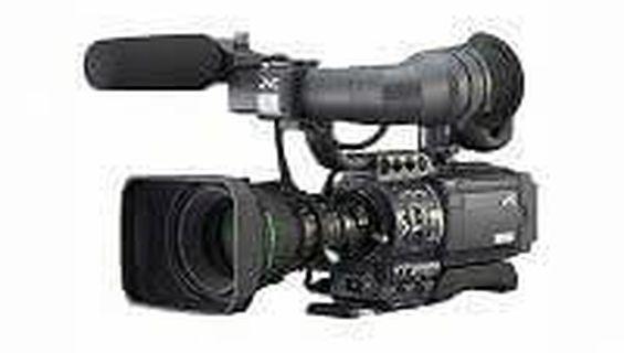 Втора раменна камера JVC-GY HD 110 Е.