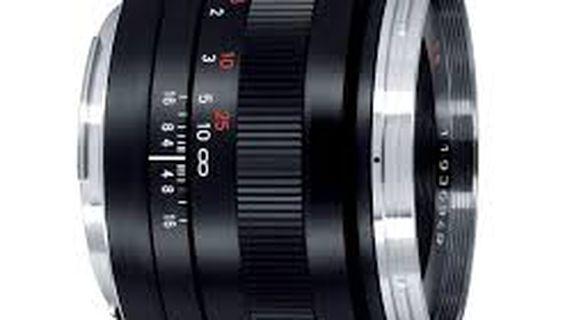 Нов обектив от висок клас ZEISS Planar T * 50mm f / 1.4 ZE за Canon EF