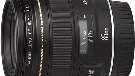Нов обектив Canon EF 85mm f / 1.8 USM