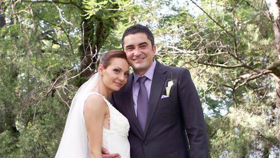 Заснемане на сватба - късметът се усмихна на Ася и Александър.