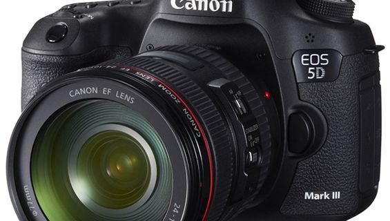 Видеозаснемане с DSLR - Canon EOS 5D MARK III
