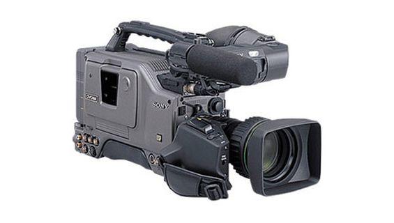 Видеозаснемане с невероятната камера SONY  DSR-300AP