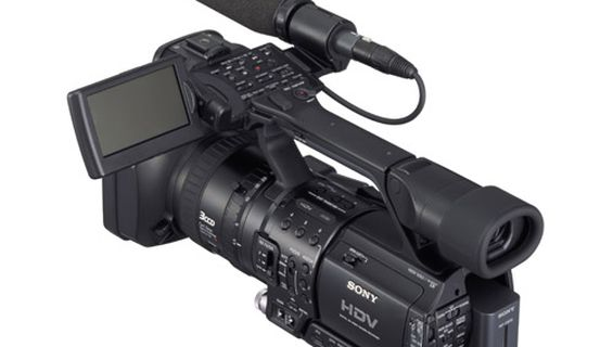 Нова дигитална камера SONY HVR-Z1J