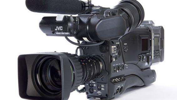 Четвърта раменна камера JVC GY-DV 5100 L16.