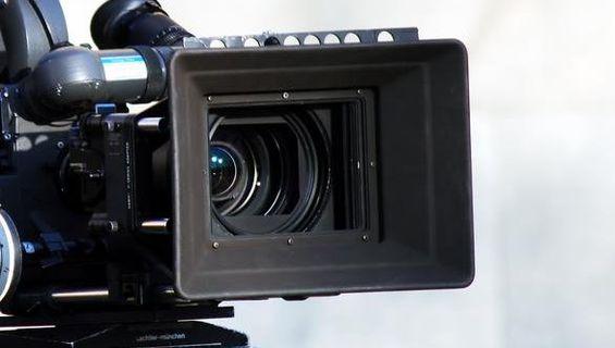 Заснемане на видеоклип, посветен на защита авторските права.