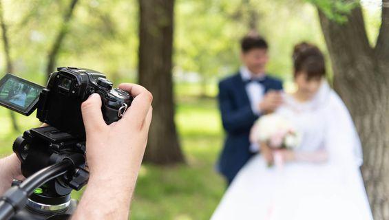 Сватбеното видеозаснемане празнува 9 години.