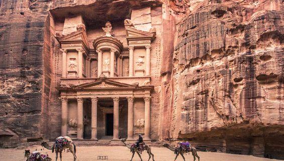 Видеозаснемане на туристически филм - Йордания..