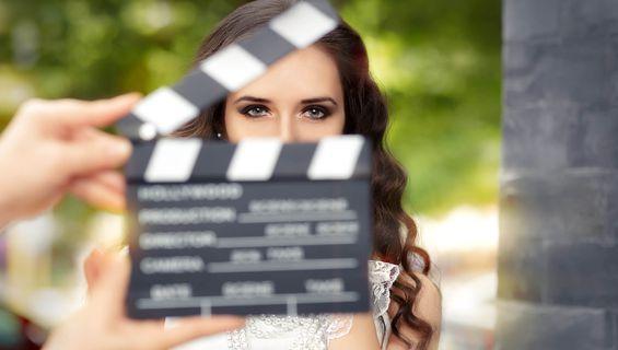 Сватбеното видеозаснемане празнува 13 години.
