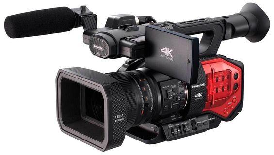 Нова камера - Panasonic AG-DVX200 4K.