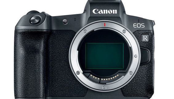 Три нови апарата Canon EOS R
