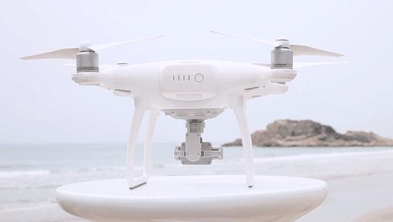 Фото и видеозаснемане от въздуха с дрон.