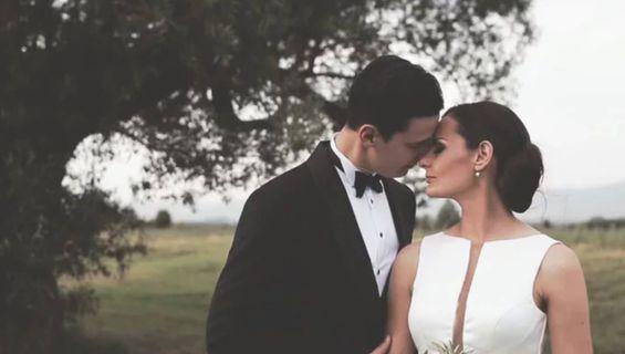Видеозаснемане на сватба, отличено от чуждестранните сватбени оператори - 59.