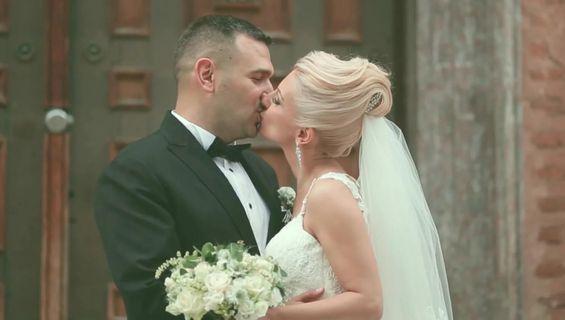 Видеозаснемане на сватба отличено от чуждестранните сватбени оператори - 63