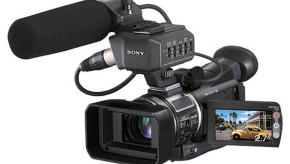 Нова дигитална камера SONY HVR-A1