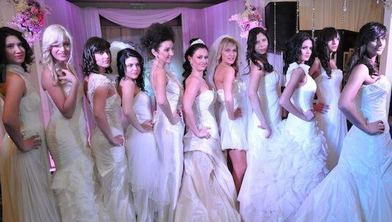 Сватбено изложение Grand wedding show 2012