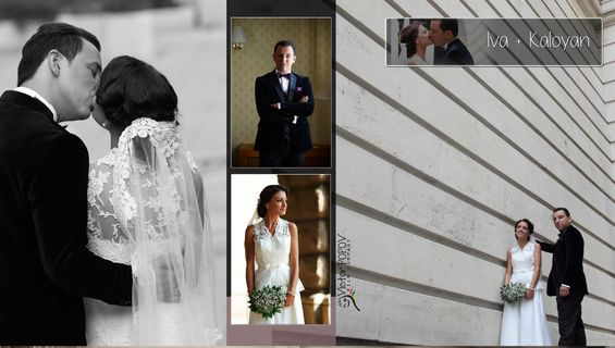 Сватбено видео, отличено от професионалните оператори - 27.