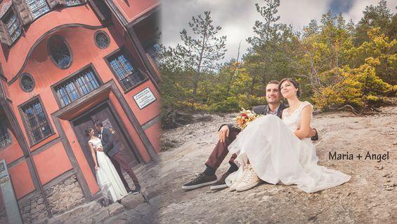 Видеозаснемане на сватба, отличено от чуждестранните сватбени оператори - 23.