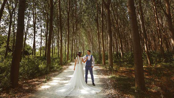 Видеозаснемане на сватба, отличено от чуждестранните сватбени оператори - 62