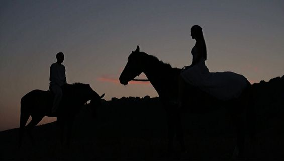 Видеозаснемане на сватба отличено от чуждестранните сватбени оператори - 69