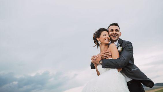 Видеозаснемане на сватба отличено от чуждестранните сватбени оператори - 67