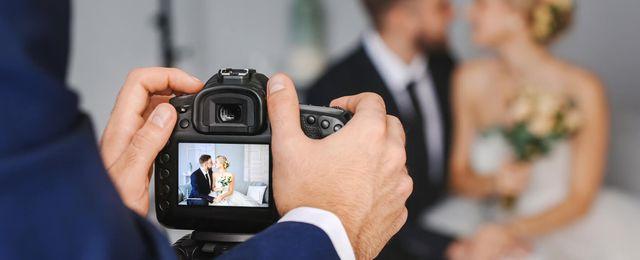 Как да изберем оператор за видеозаснемане на сватба.