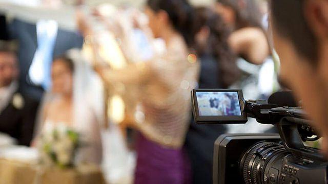 Как да изберем оператор за видеозаснемане на сватба